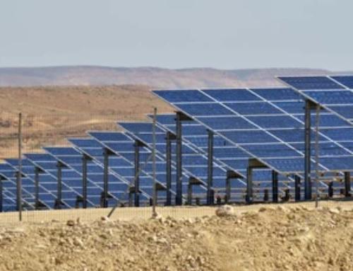 L'Algérie organise sa transition énergétique et passe à l'énergie solaire