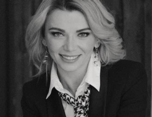 Julia Burdina-Kruk a été admise au Barreau de Paris