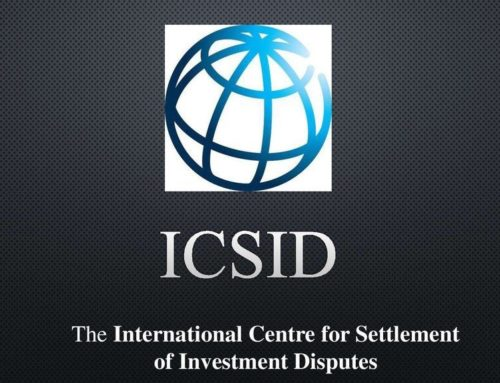 EXCELLENCE IN SETTLING INVESTMENT DISPUTES THE ICSID ARBITRATION